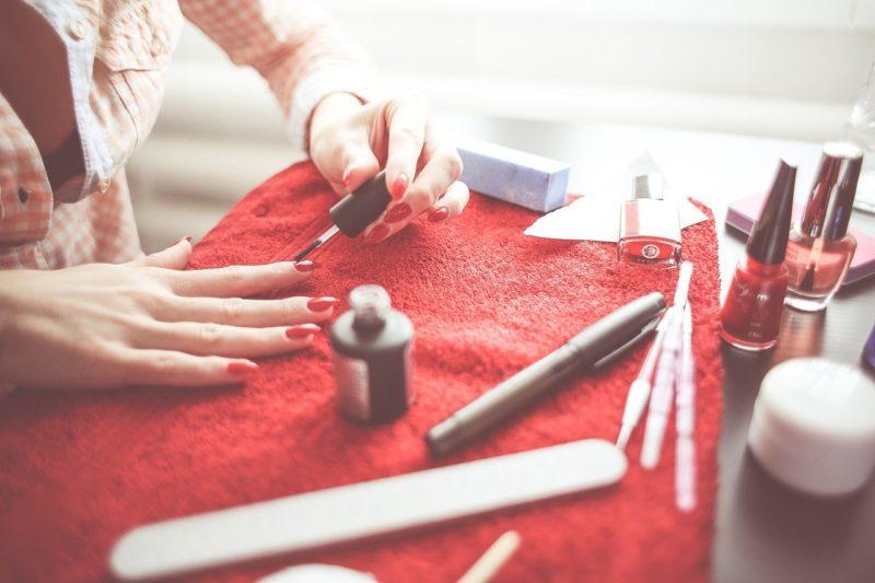 Read more about the article La préparation des ongles